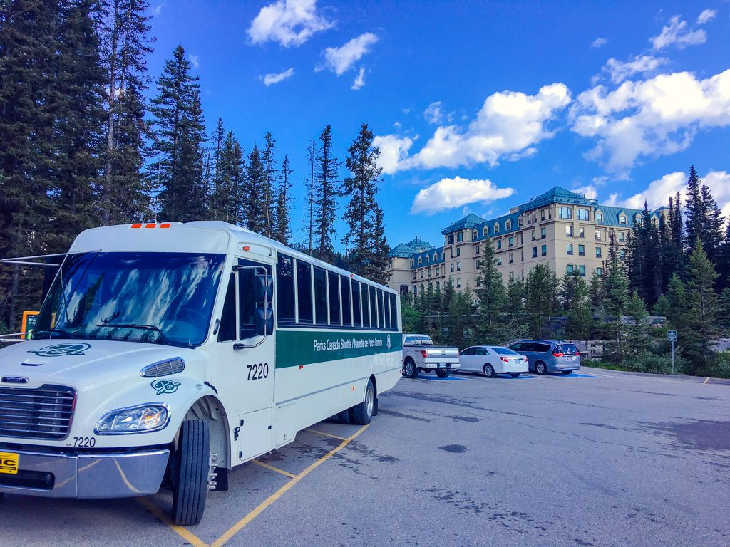parks-canada-shuttle-in-lake-louise