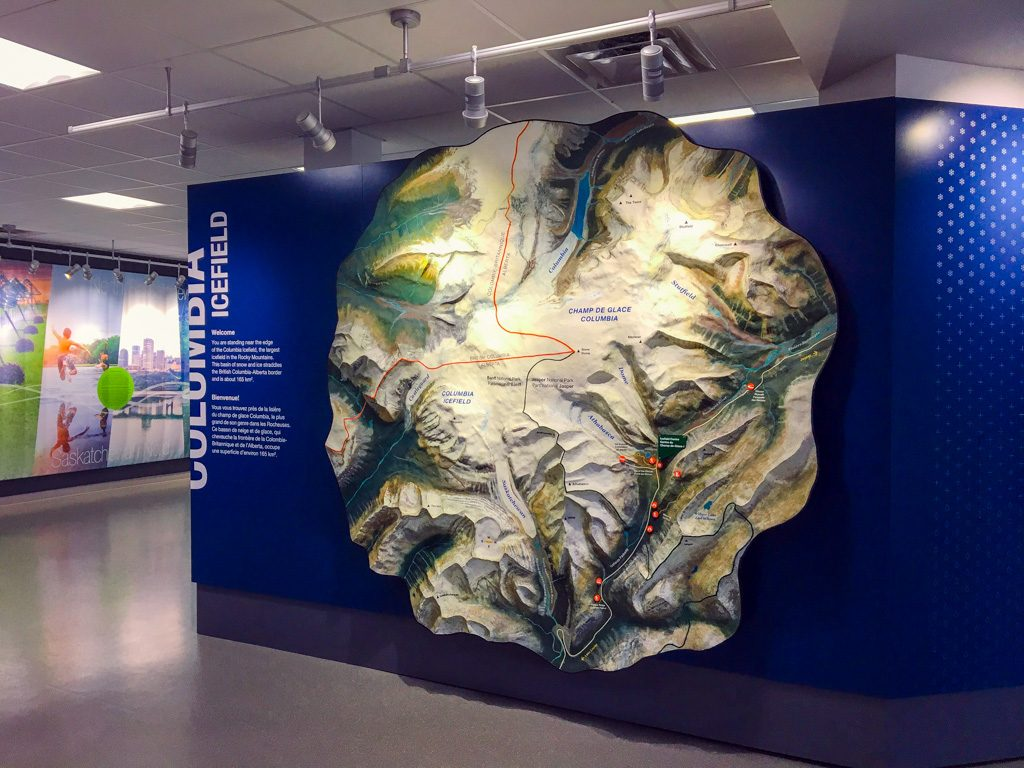 icefields-centre-display