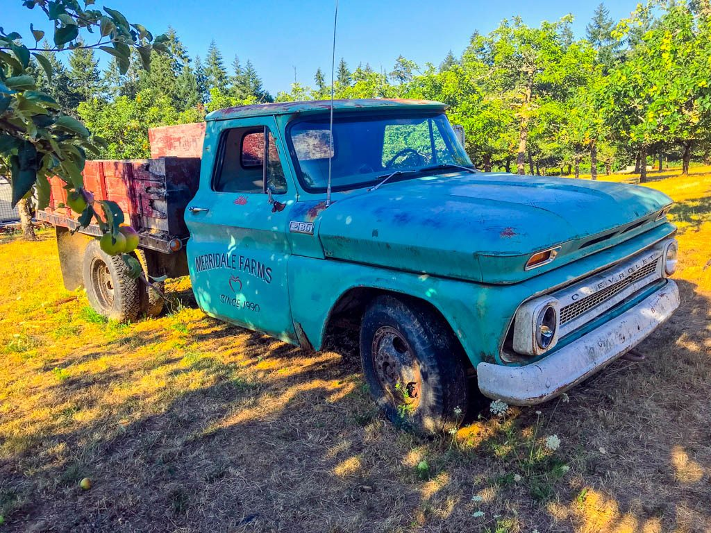 old-truck-at-merridale-cidery