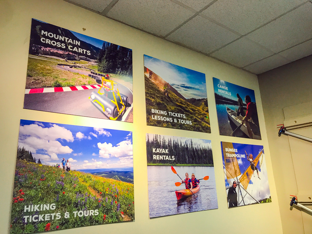 Sun-Peaks-kids-zone-pictures-on-wall