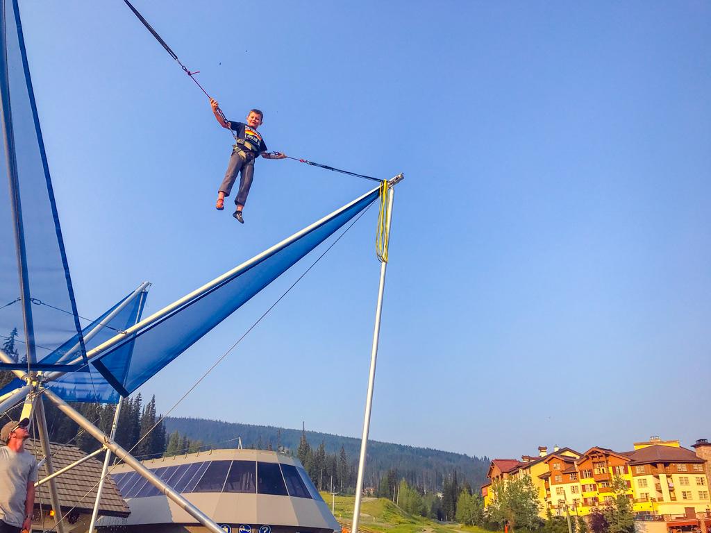 Sun-Peaks-boy-on-trampoline