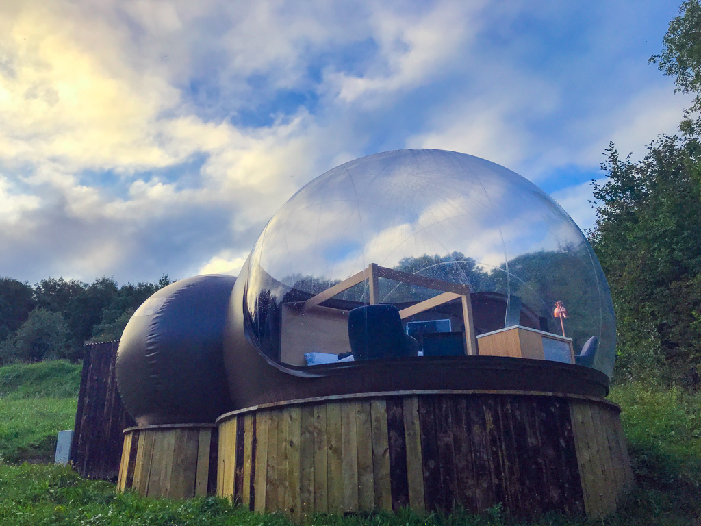 bubble-dome-finn-lough-resort
