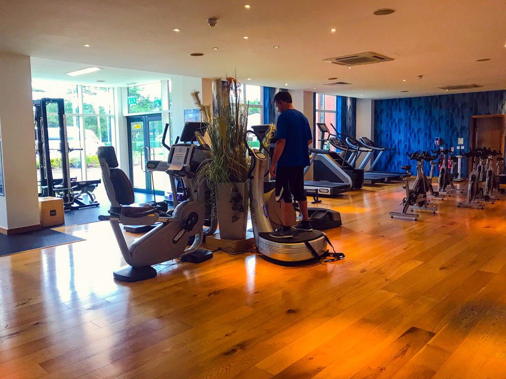 exercise-room-at-slieve-donard