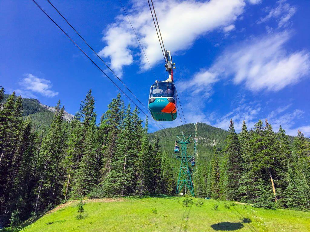 banff-gondola-ride