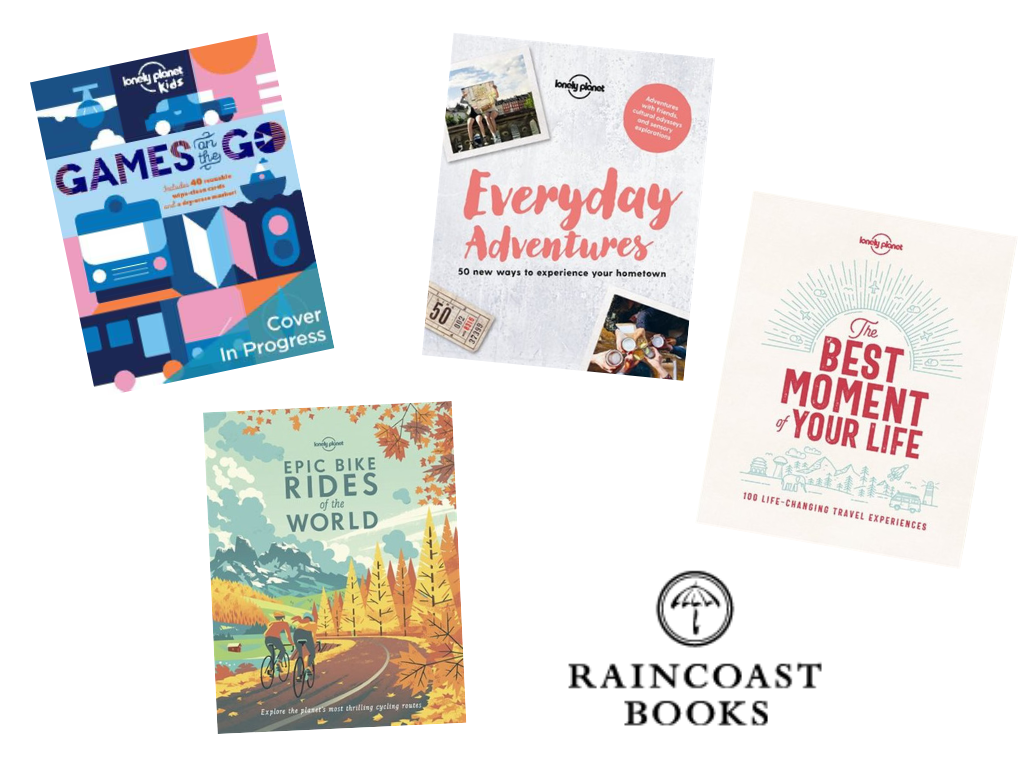 collection-of-4-raincoast-books