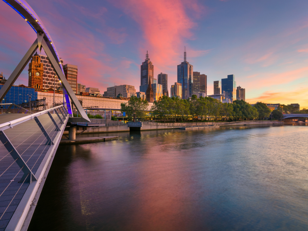 downtown-view-of-melbourne