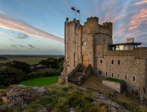 History, Romance, & Luxury at the Roch Castle Hotel Pembrokeshire