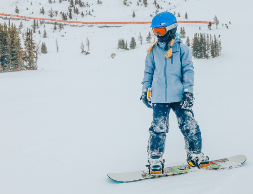 What To Do When Your Child Has a Tantrum on the Ski Hill