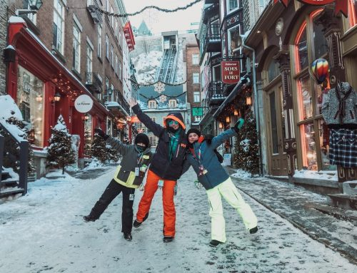 Our Ultimate Canadian Winter Road Trip