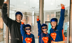 Indoor Skydiving Montreal