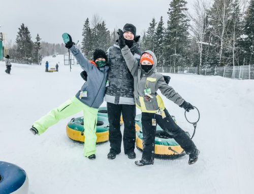 Snow Tubing Montreal – For The Children and Your Inner Child