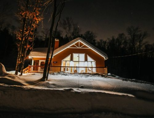 The Soundtrack to a Canadian Winter at Chalets Lanaudière