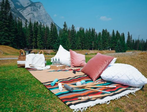 Picturesque Banff Luxury Picnic with the Banff Graze Co.
