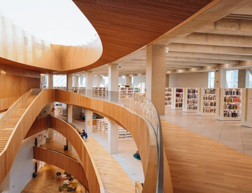 A Library With a Legacy – Calgary Central Library Showcases An Evolutionary Experience